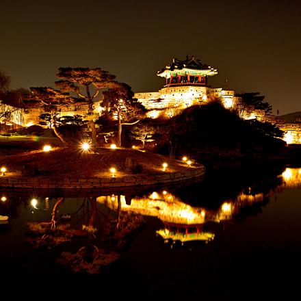 night scene, Nikon D5500, Tamron AF 16-300mm f/3.5-6.3 Di II VC PZD (B016)