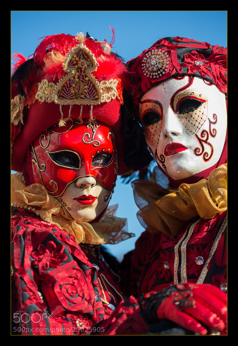 Photograph Carnival in Venice by Roberto D'Antoni on 500px