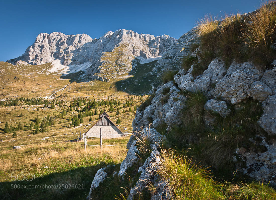 Photograph Beauty of the mountains by Brane Kosak on 500px