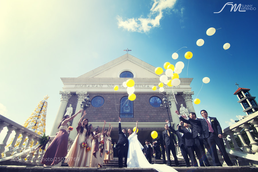 Photograph Wedding | Jay & Malen by Sunny Merindo on 500px