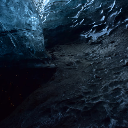 Breidamerkurjökull, Nikon D810, AF Nikkor 24mm f/2.8D
