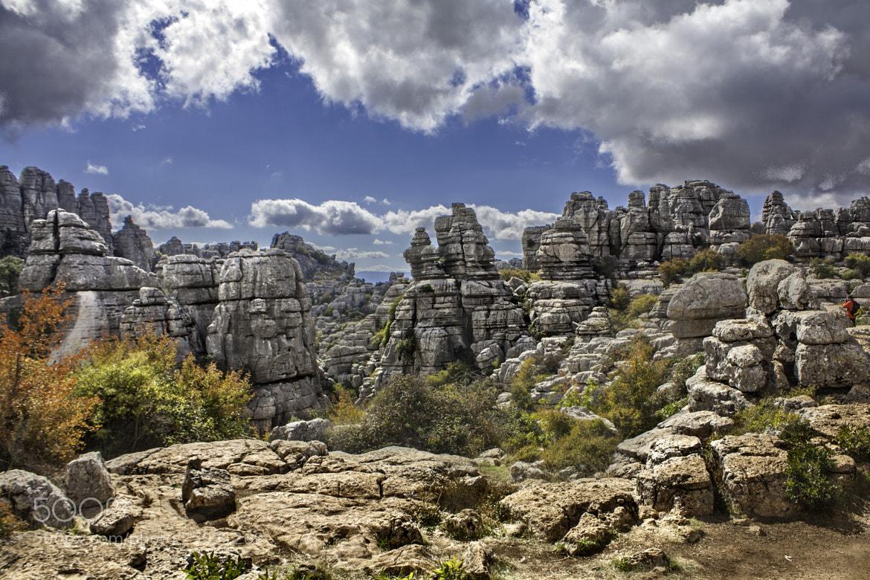 Photograph Karst by Jesús Sánchez Ibáñez on 500px