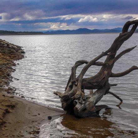 Lake Wyvenhoe Moody Sky, Panasonic DMC-FX2