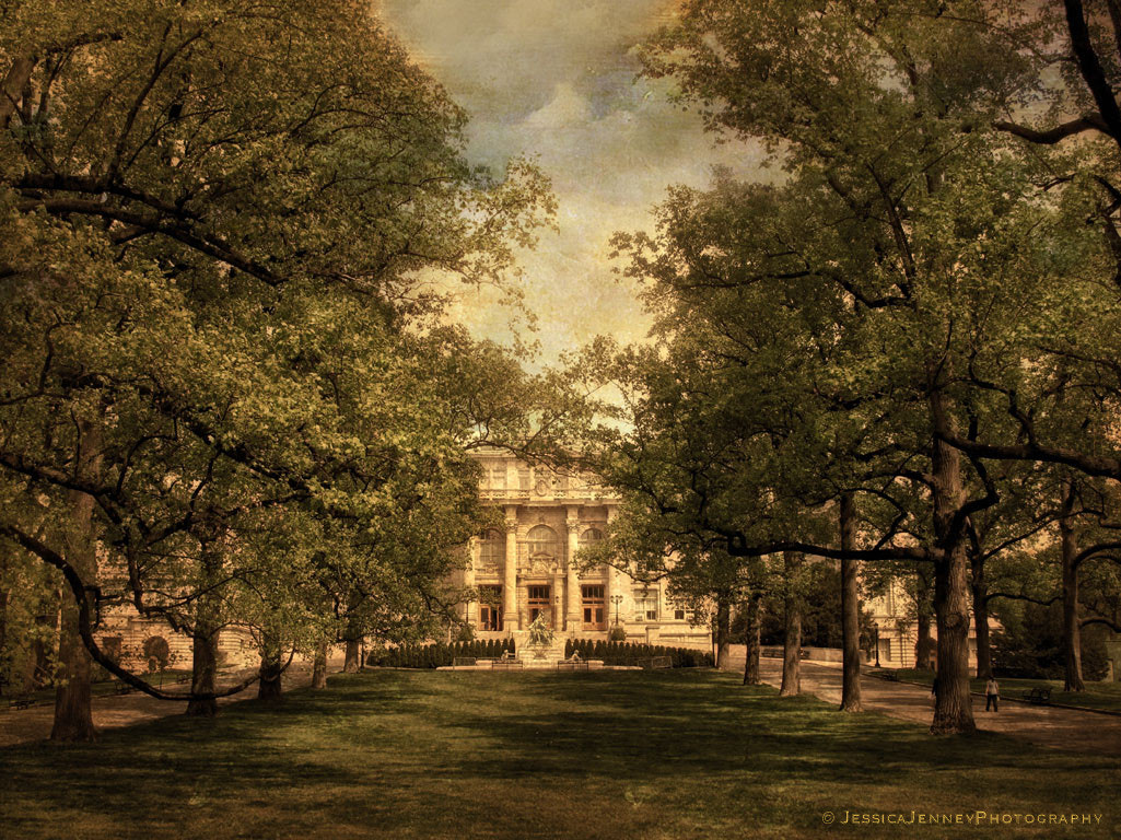 Photograph The Library by Jessica Jenney on 500px
