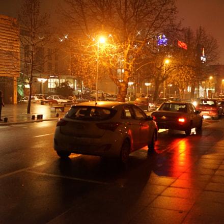 Vukovar nocy, Sony ILCE-7R, Sony 35mm F1.4 G (SAL35F14G)