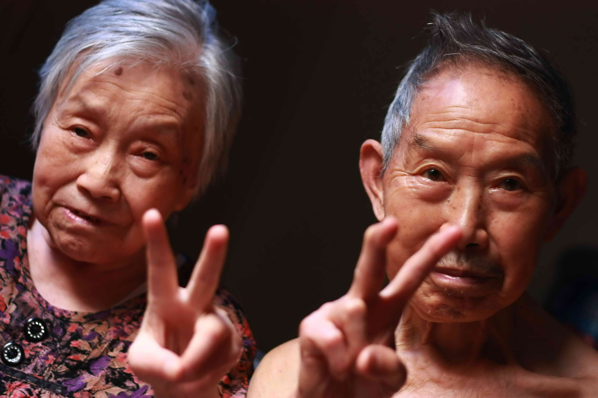 Photograph Grand parents by Evan Chen on 500px