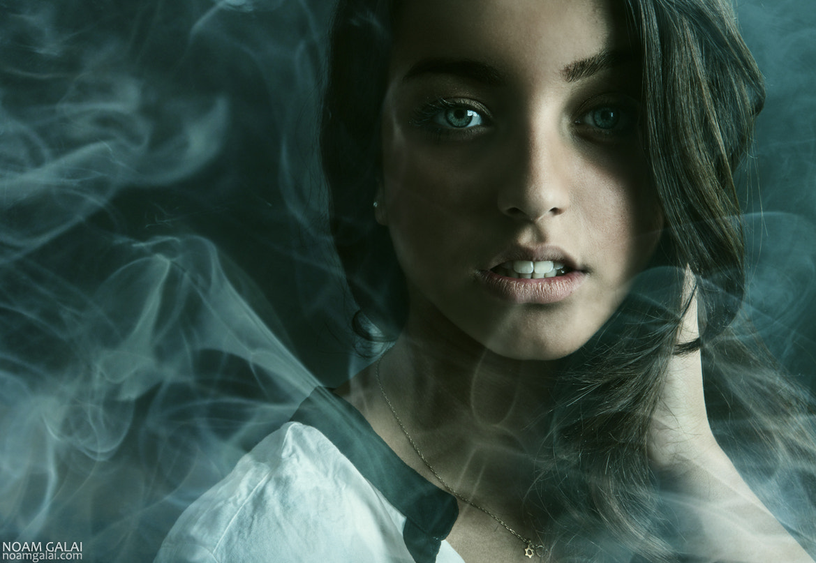 Photograph Smoking Portrait by Noam Galai on 500px