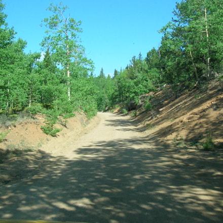Mountain Road, Nikon E4600