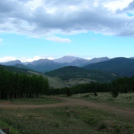 Pikes Peak, Nikon E4600