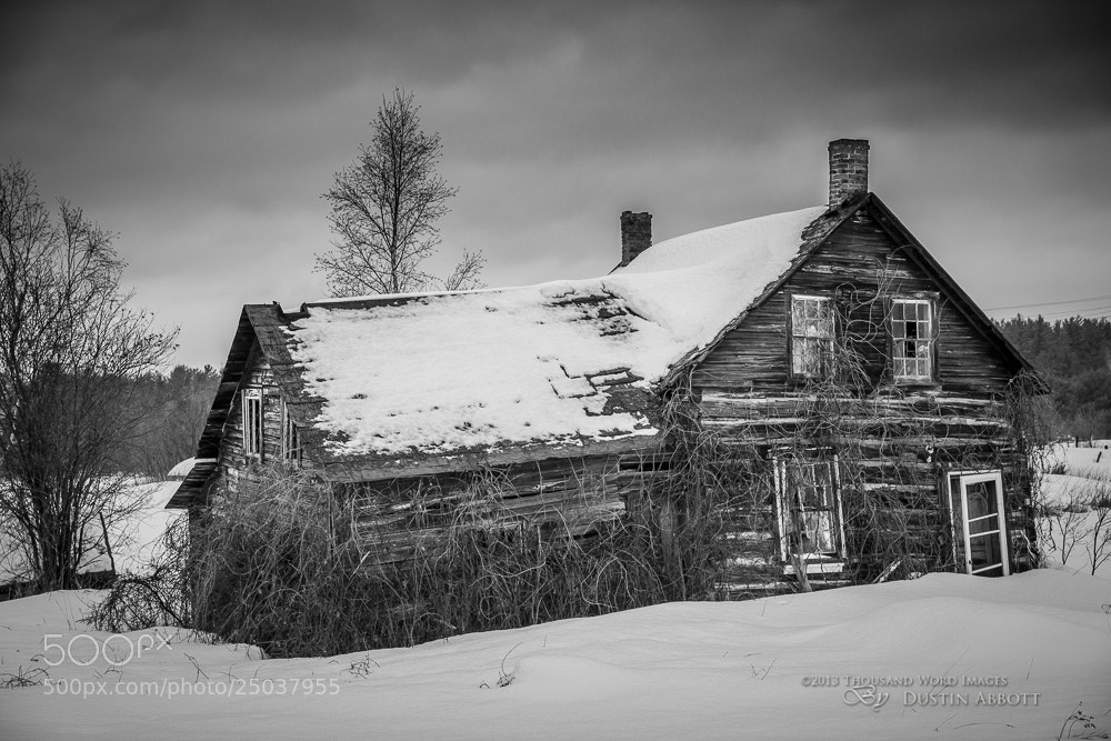Photograph This Ole House by Dustin Abbott on 500px