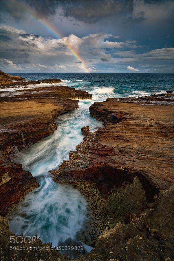 Rainbow to the Sea