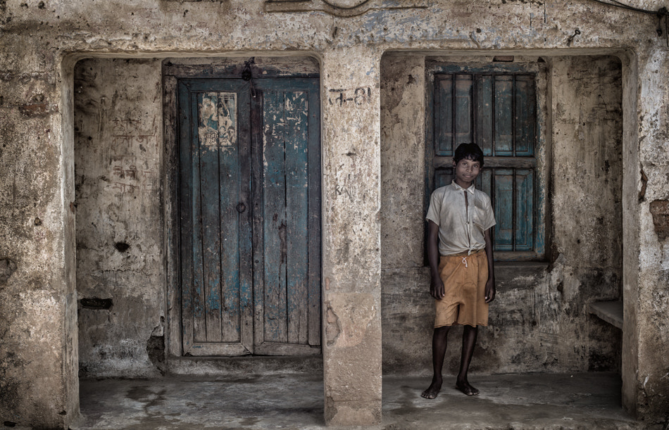Photograph Boy from Macha village by Travel Shots on 500px