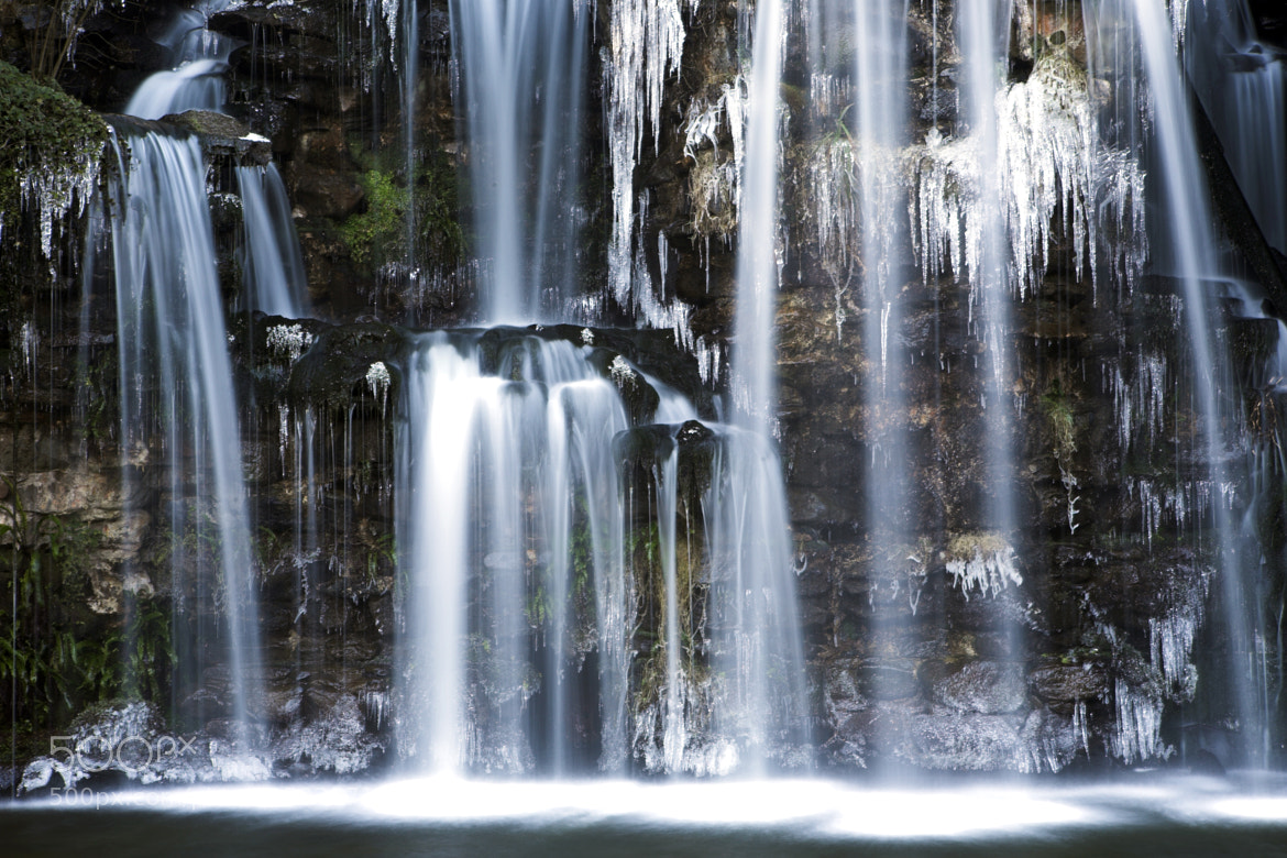 Photograph Waterfall Chill_3731 by Graham Riddell on 500px