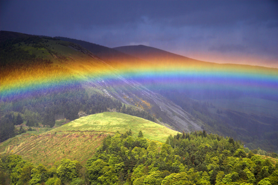 Hill Fort Rainbow
