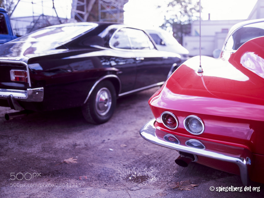 Two Cars by Stephan Spiegelberg (kagamiyama)) on 500px.com