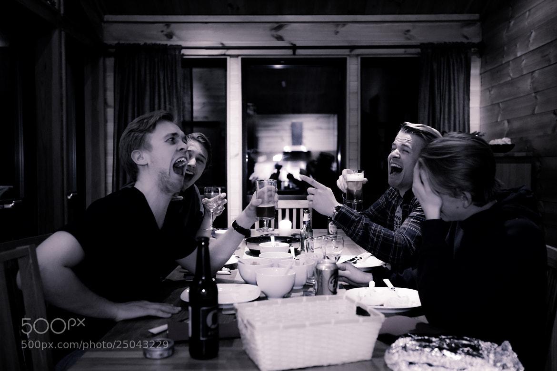 Photograph A Wonderful Dinner by Carl Fredrik Melle on 500px