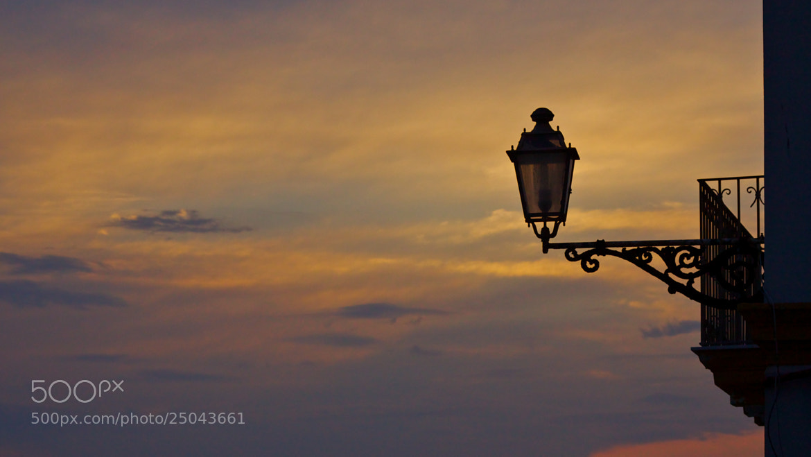Photograph the ending light  by Federico Rampa on 500px