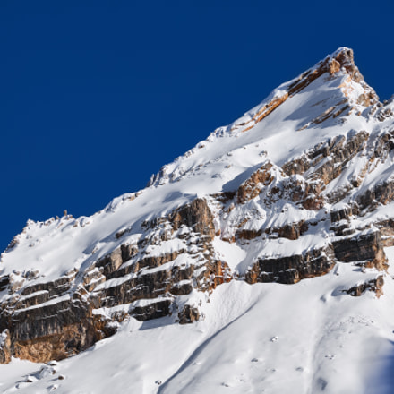 Snow in Fanes, Sony ILCA-99M2, Sony 70-200mm F2.8 G (SAL70200G)