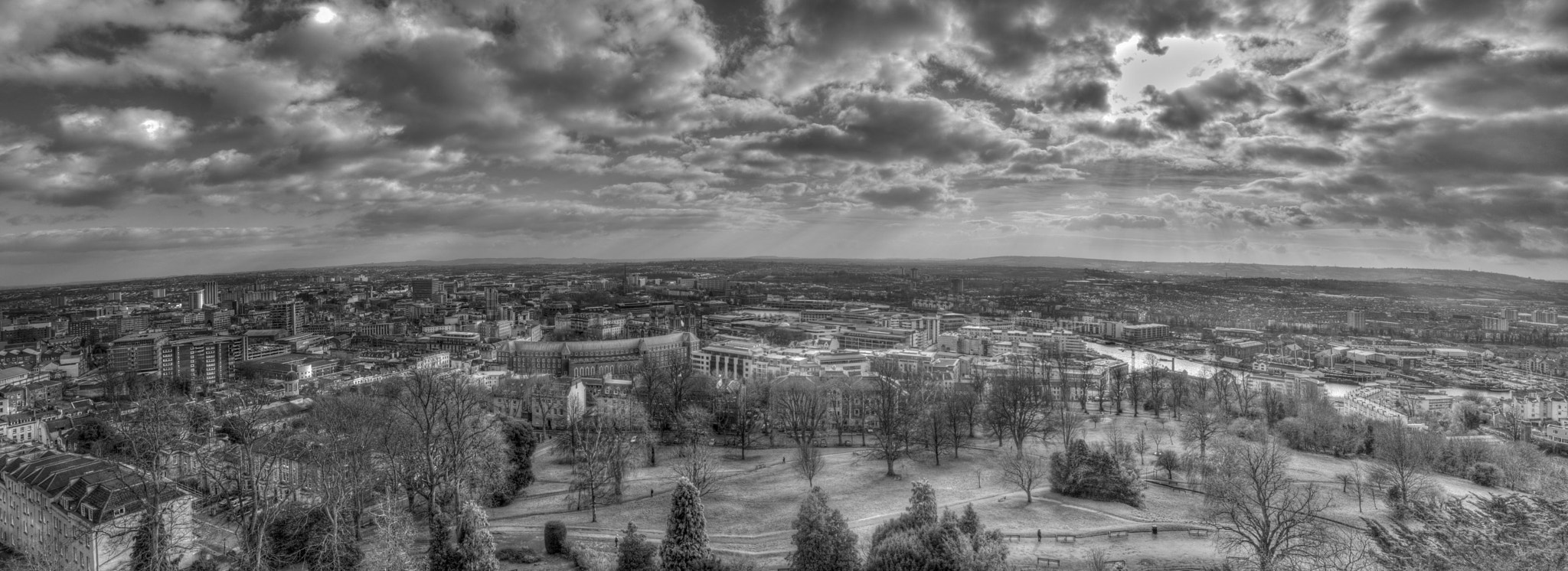 Photograph City of Bristol by Pete Griffiths on 500px