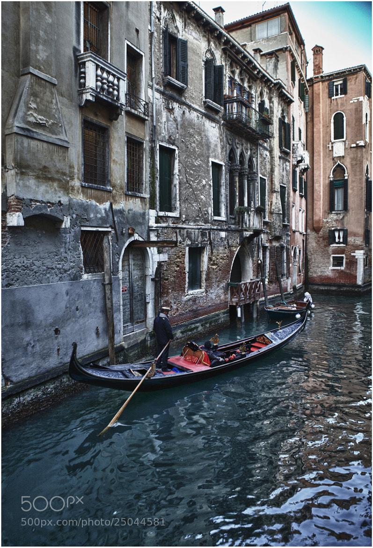 Photograph Canali di Venezia by Lev Skachkov on 500px