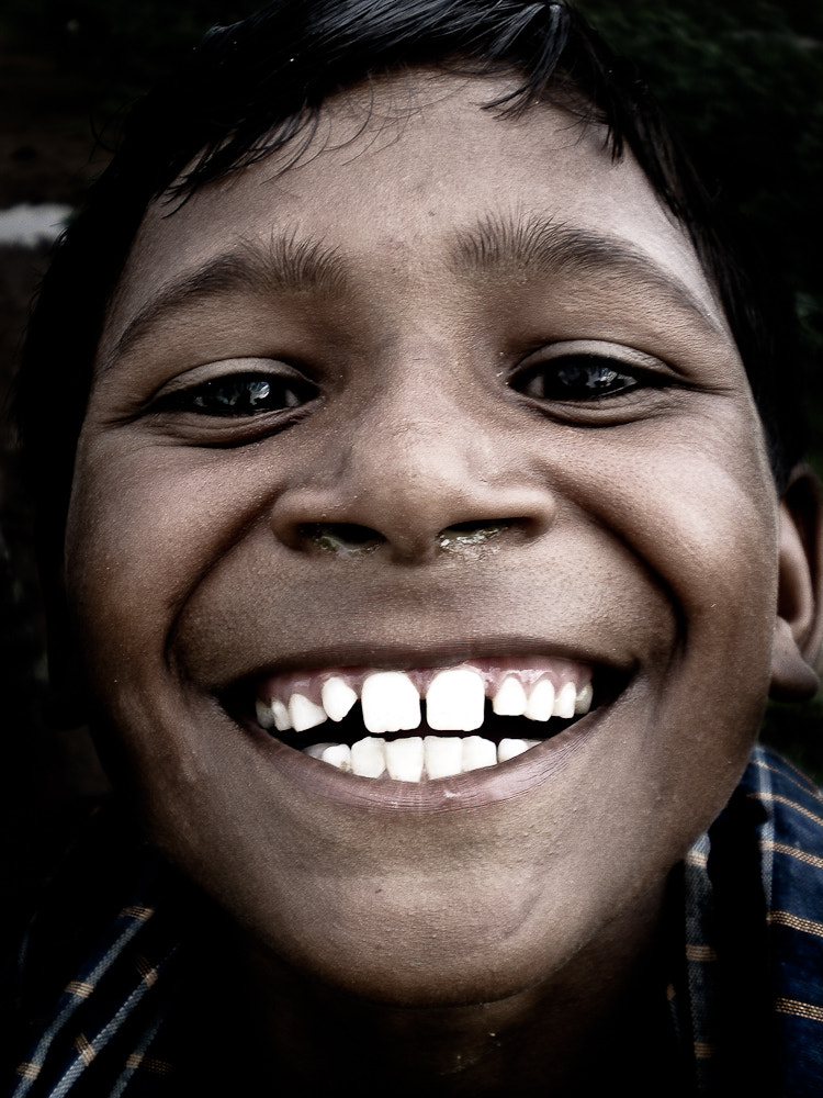 Photograph indian boy by philippe launois on 500px