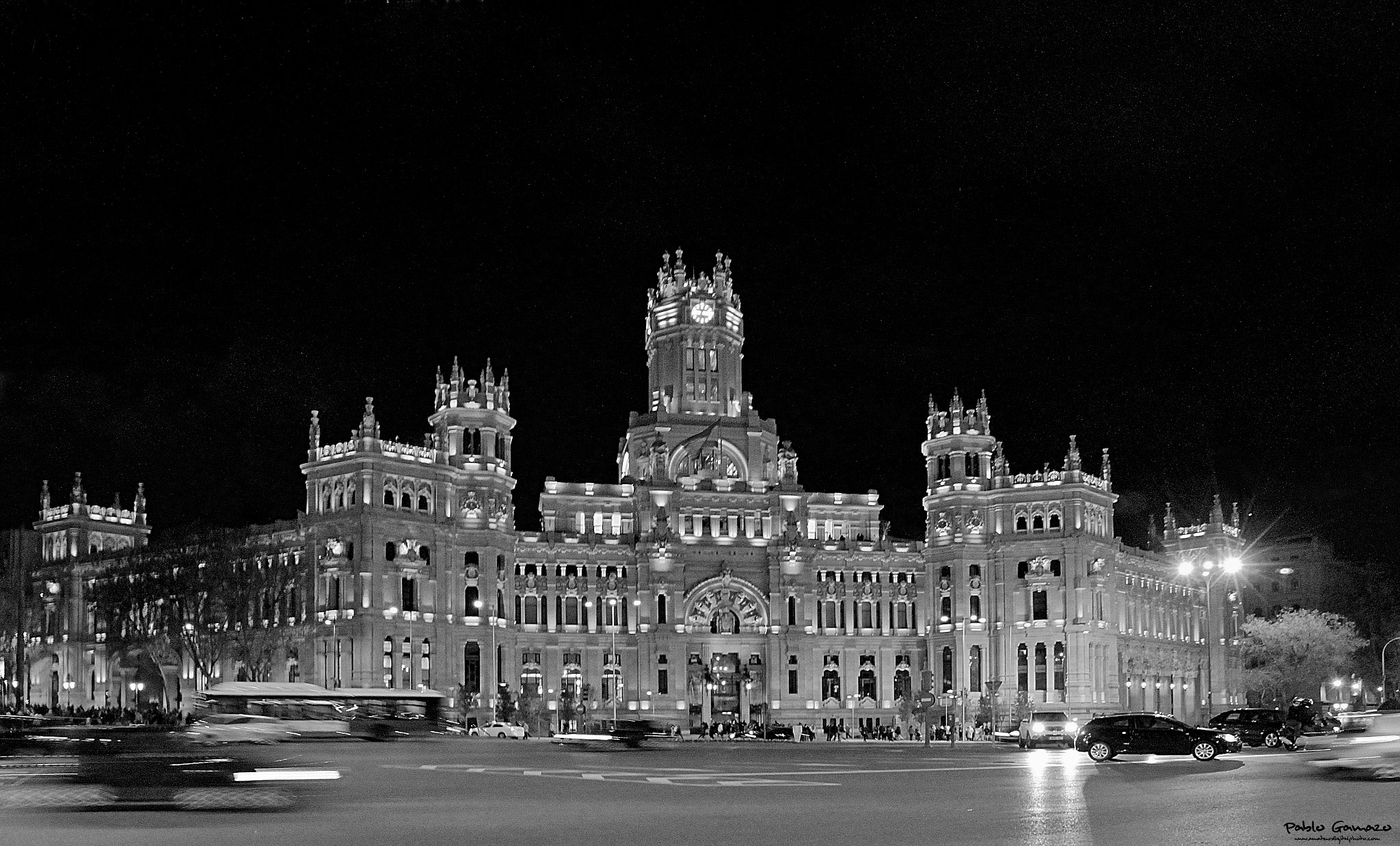 Photograph Ayuntamiento de Madrid by Pablo Gamazo Santamaria on 500px