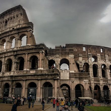 Colosseum, Samsung Galaxy S2 Plus