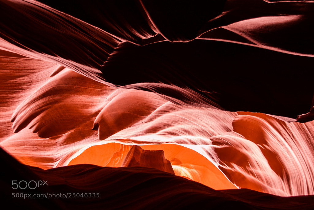 Photograph Antelope Canyon by OoCekaoO  on 500px