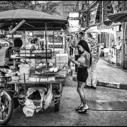 Street food....