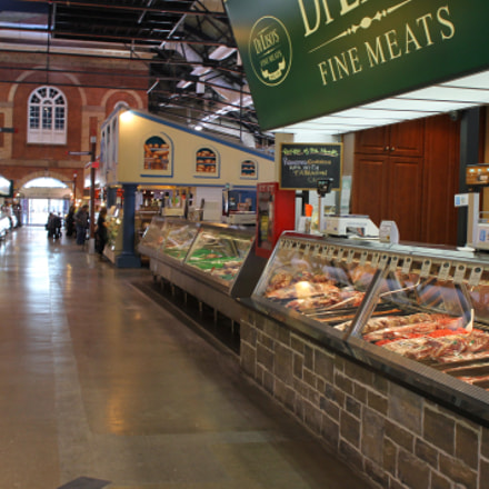 St Lawrence market, Canon EOS REBEL T3, Canon EF-S 18-55mm f/3.5-5.6 IS II