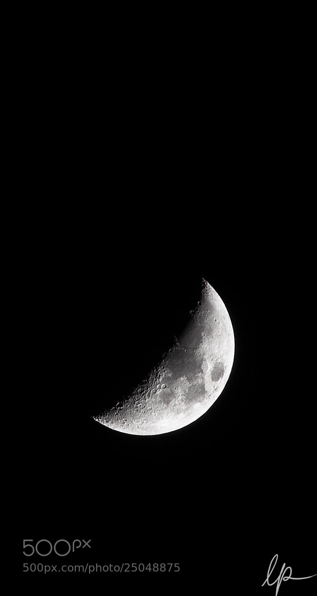 Photograph Crescent by Lakshik Perera on 500px