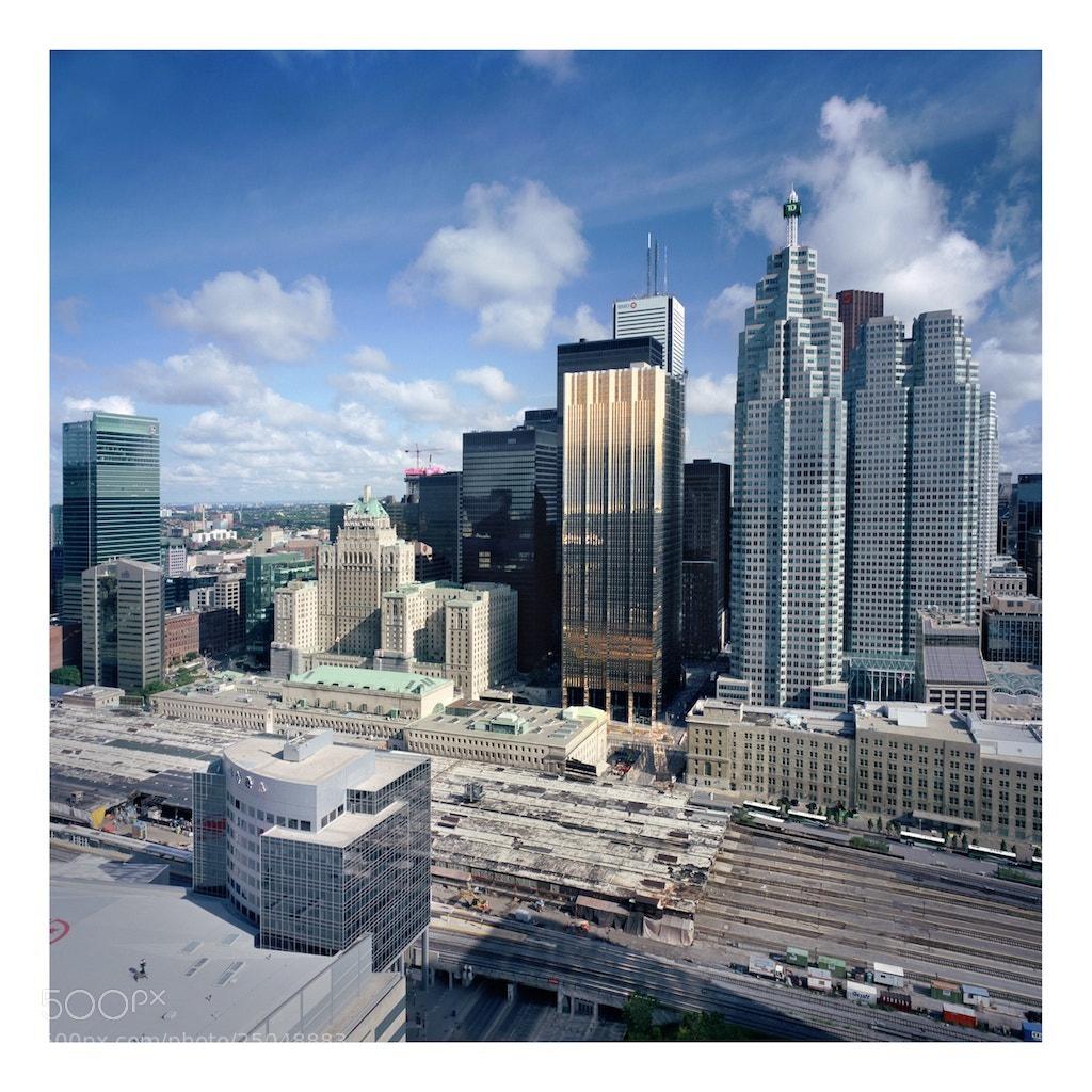 Photograph Downtown, Toronto, ON #2 by Sergey Kuznetsov on 500px