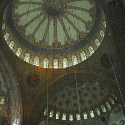 La Mezquita Azul, Fujifilm FinePix J10