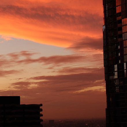 Taken on the balcony, Canon EOS 700D, Canon EF-S 18-55mm f/3.5-5.6 IS STM