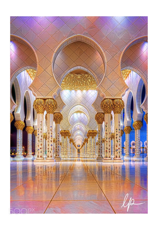 Photograph Sheikh Zayed Mosque by Lakshik Perera on 500px
