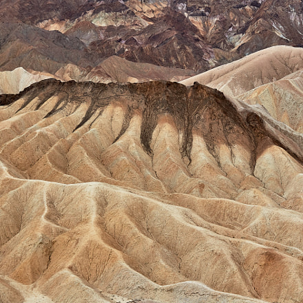 Zabriskie Point, Canon EOS 5DS R, Canon EF 24-105mm f/4L IS USM