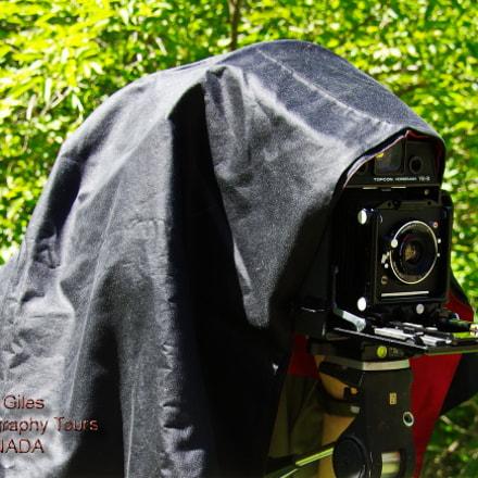 Composition Under Cloth., RICOH PENTAX K-3