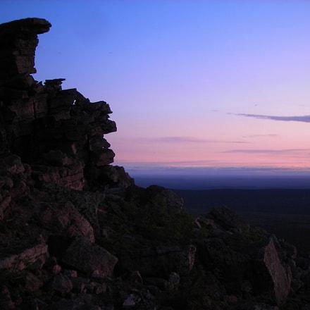 На Помянённом камне, Nikon COOLPIX L3