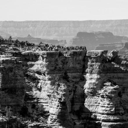 Grand Canyon, Panasonic DMC-ZS25