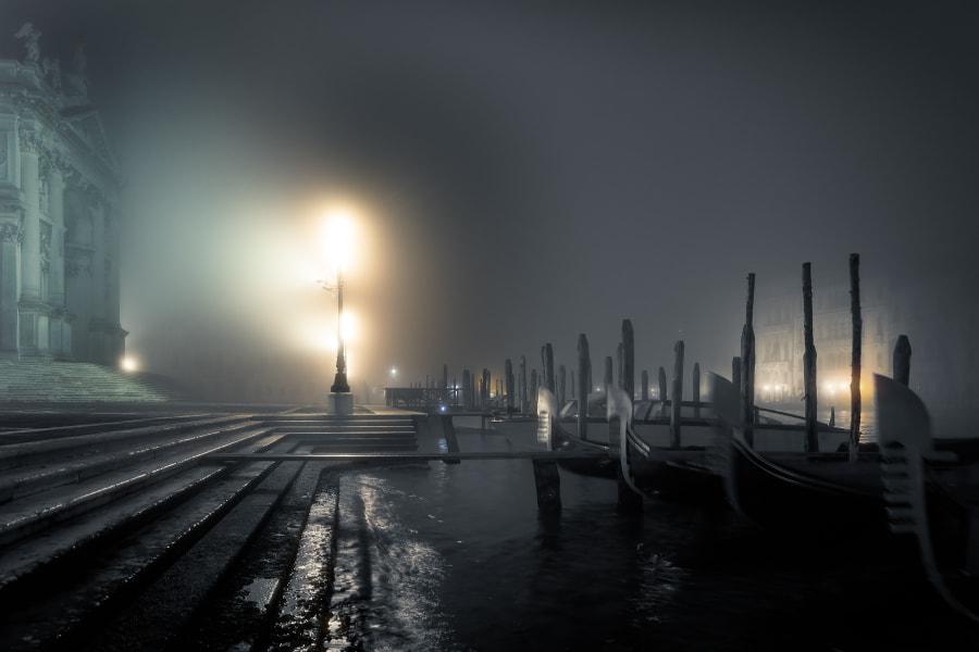 venetian night, автор — Irca Caplikas на 500px.com