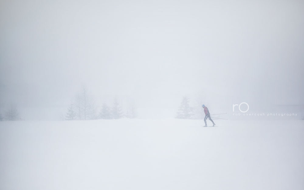 Photograph Whiteout by Rob Overcash on 500px