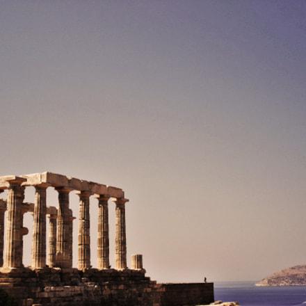 Athens, Sony DSC-W50