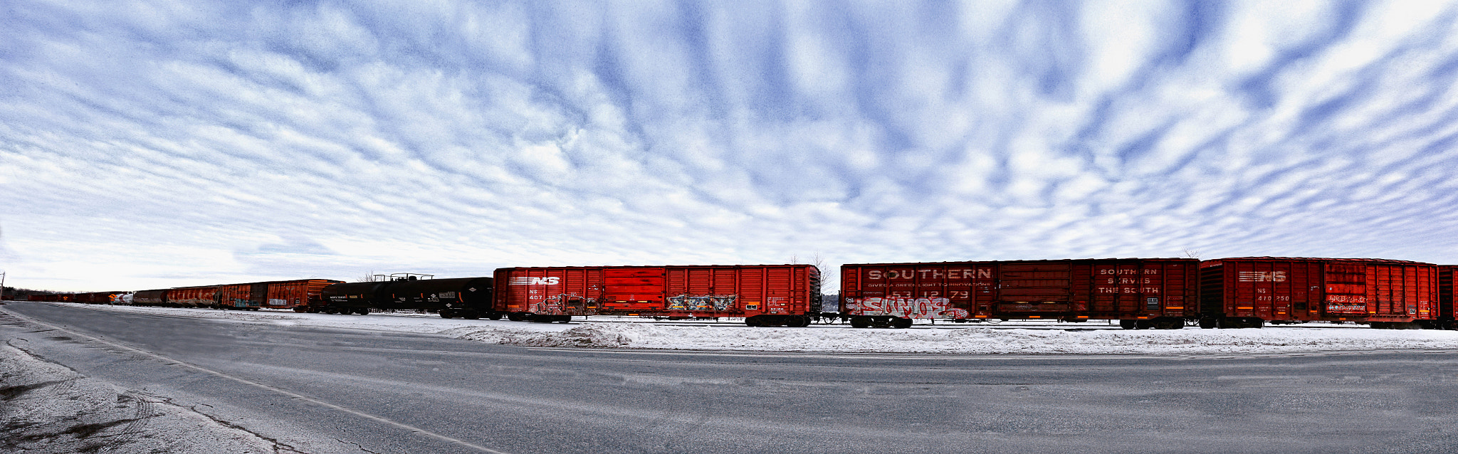 Photograph Train to Nowhere by Matt H on 500px