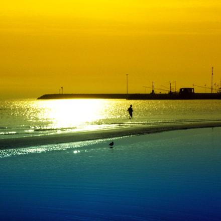 Sunrise, Nikon E5400
