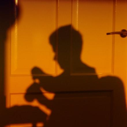 In sunlight, Fujifilm FinePix S6800