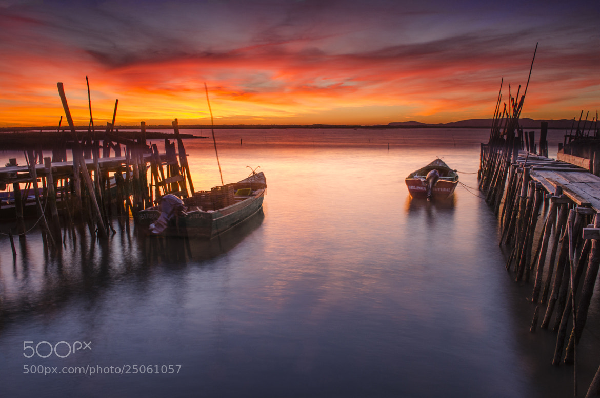 Photograph Burning Sky by Luis Filipe on 500px