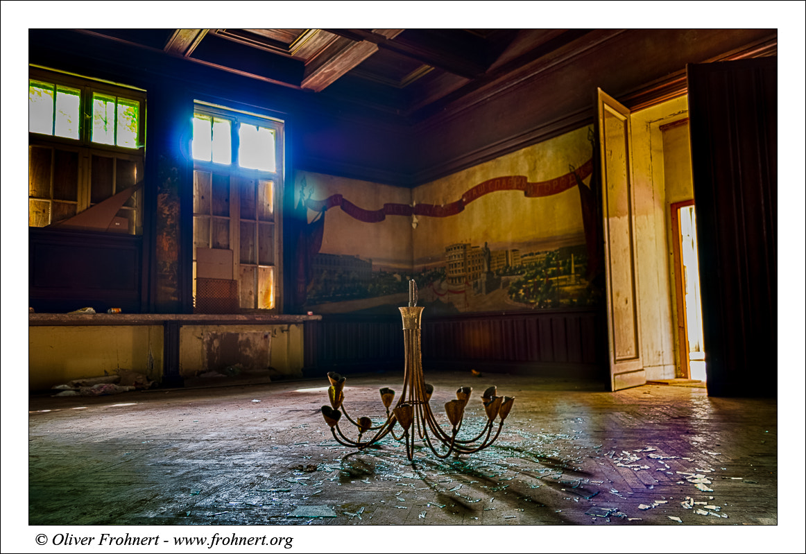 Photograph Old Russian Barracks  by Oliver Frohnert on 500px