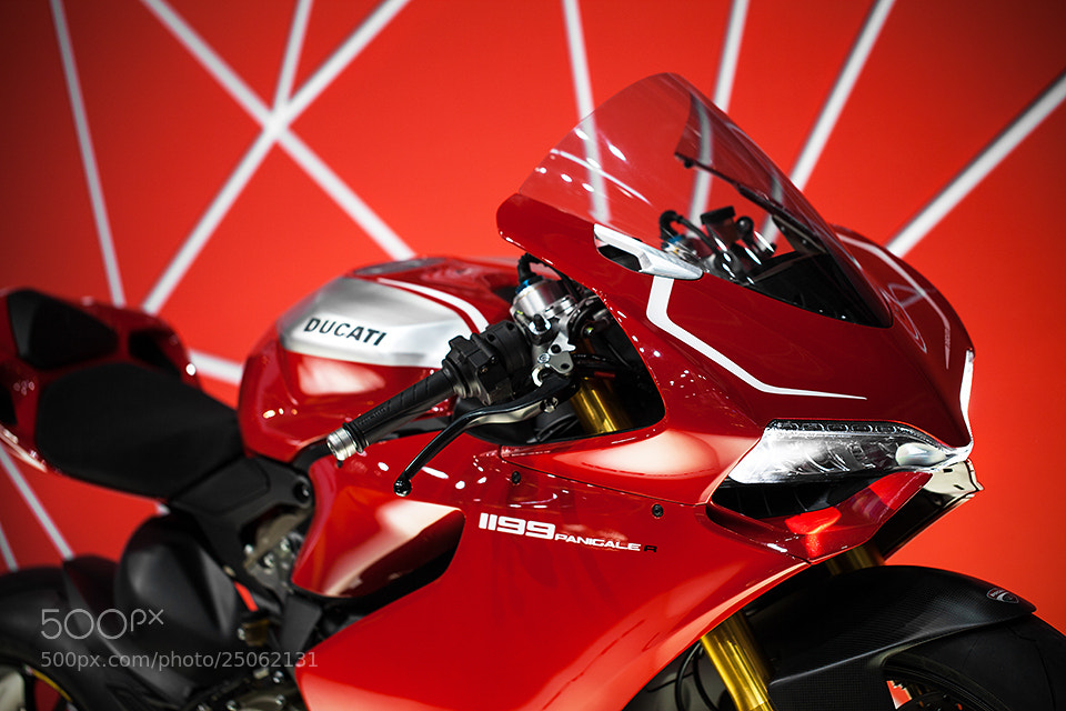 Photograph Panigale R by Marcus Gebhard  on 500px