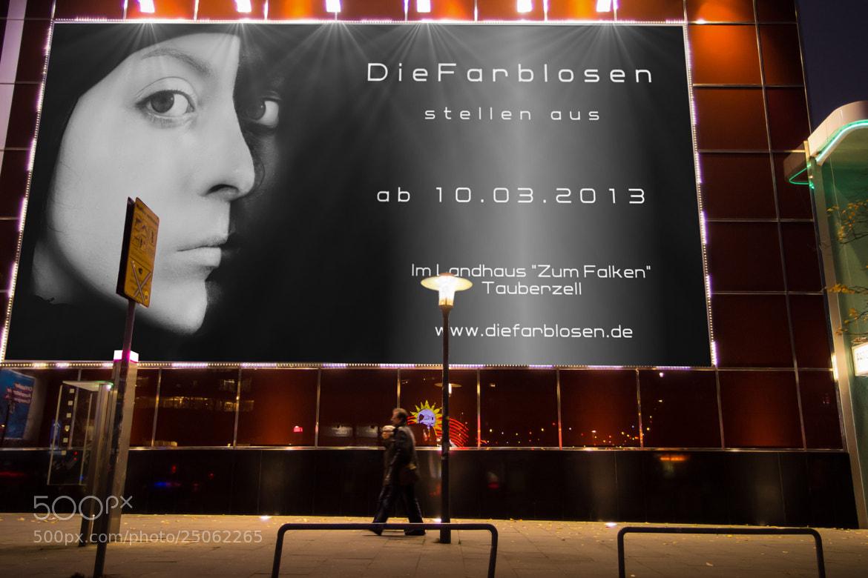 Photograph Die Farblosen by Kai Nicolas  Schaper on 500px