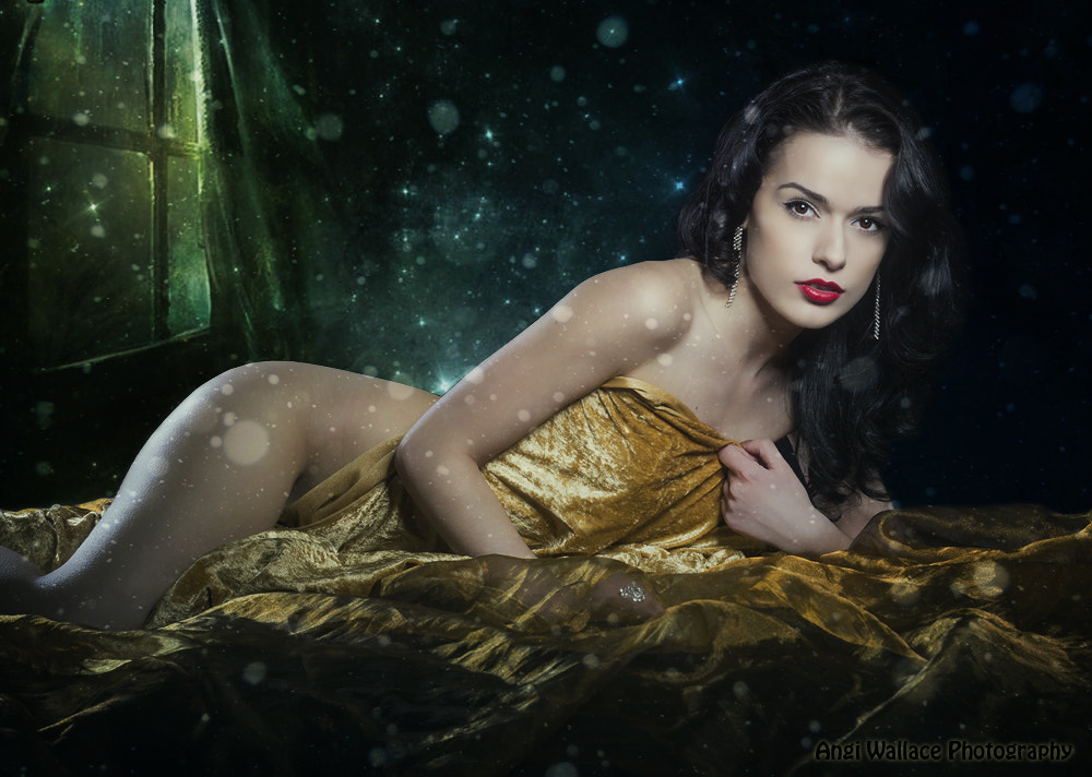 Photograph Fantasy boudoir by Angi Wallace on 500px